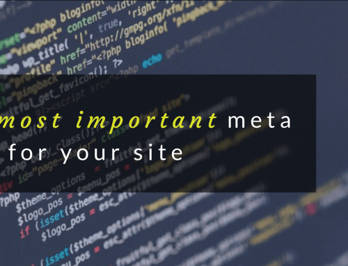 Important Meta Tags in On-Page SEO and their Importance